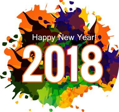 Happy New Year 2018 Whatsapp DP Images