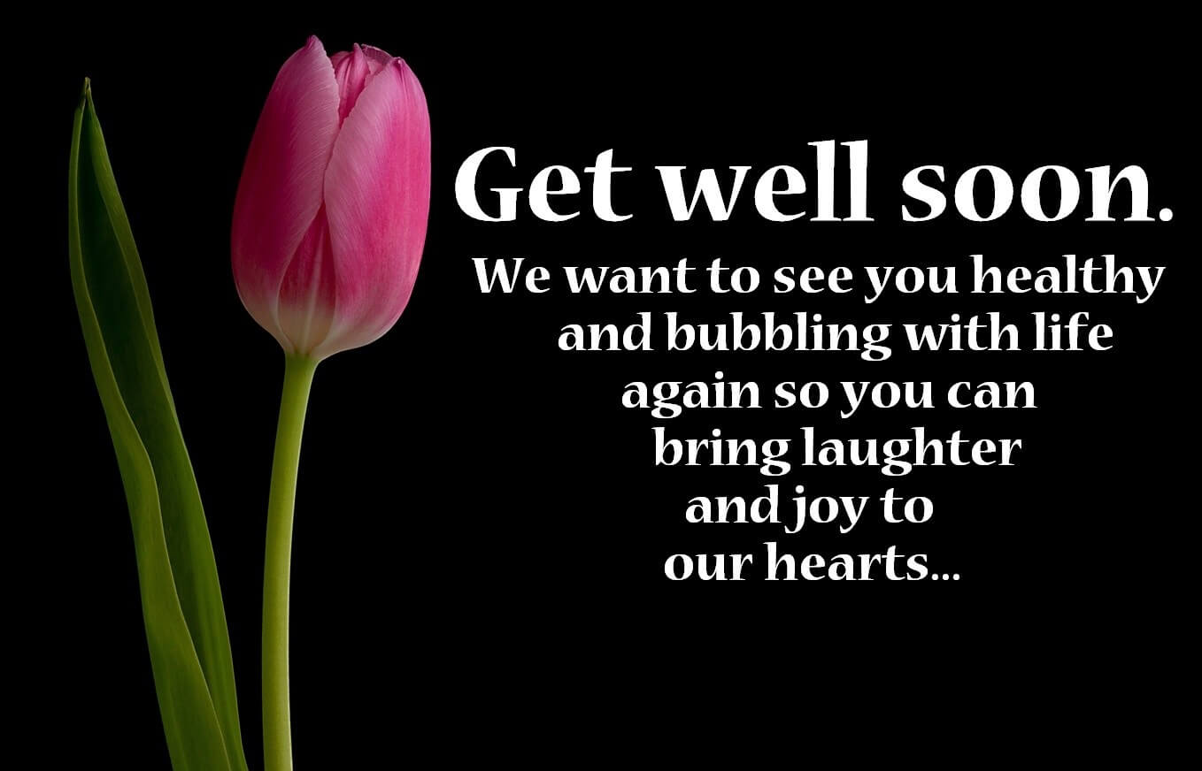 Funny Get Well Soon Quotes