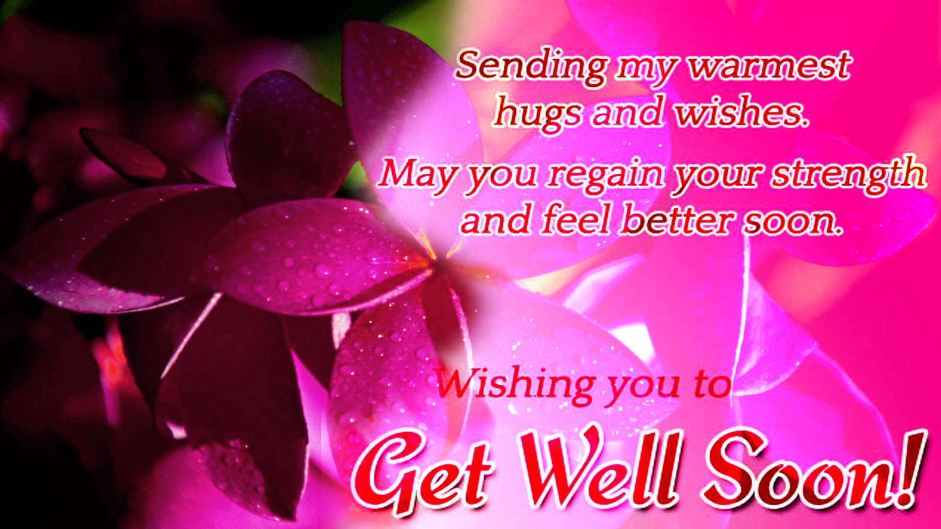 Get Well Soon Quotes For Friend