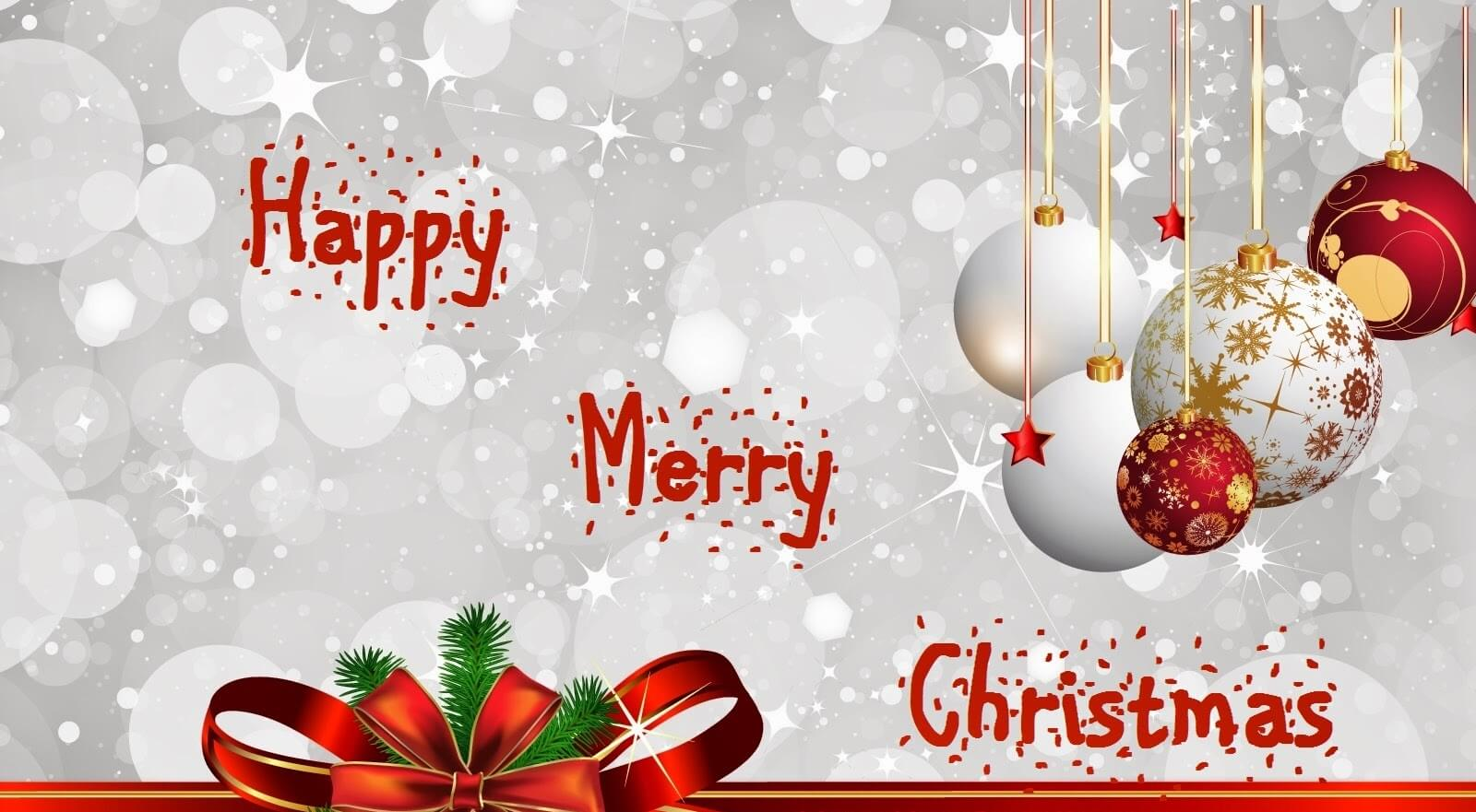 TOP Merry Christmas SMS Messages in English 2018 - FungiStaaan