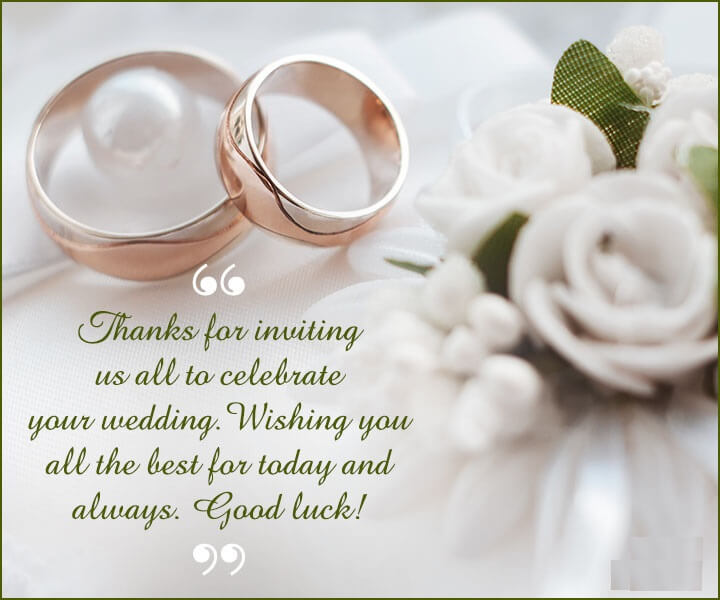 Congratulations Quotes Wedding: New 200+ Wedding Wishes Quotes Messages Sayings