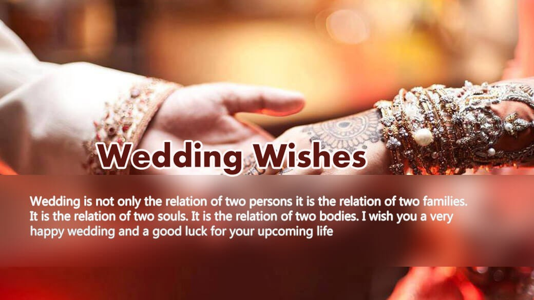 New 60 Wedding Wishes Quotes Messages Sayings FungiStaaan Amazing Marriage Wishes Quotes