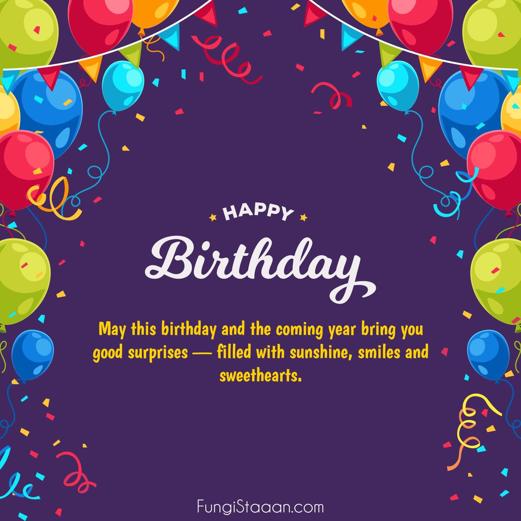 Happy Birthday Images And Quotes: TOP 100+ Happy Birthday Images Pictures Download