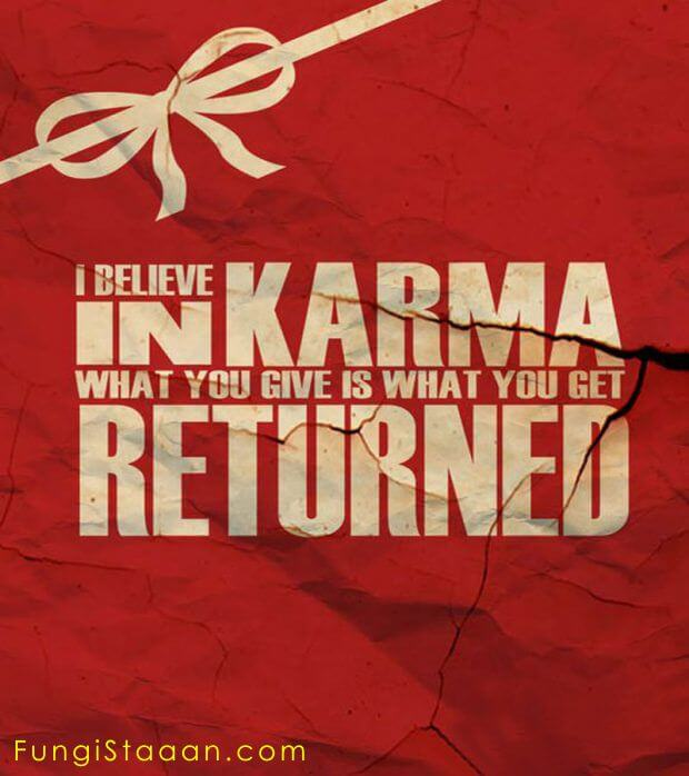 Inspirational Quotes Karma
