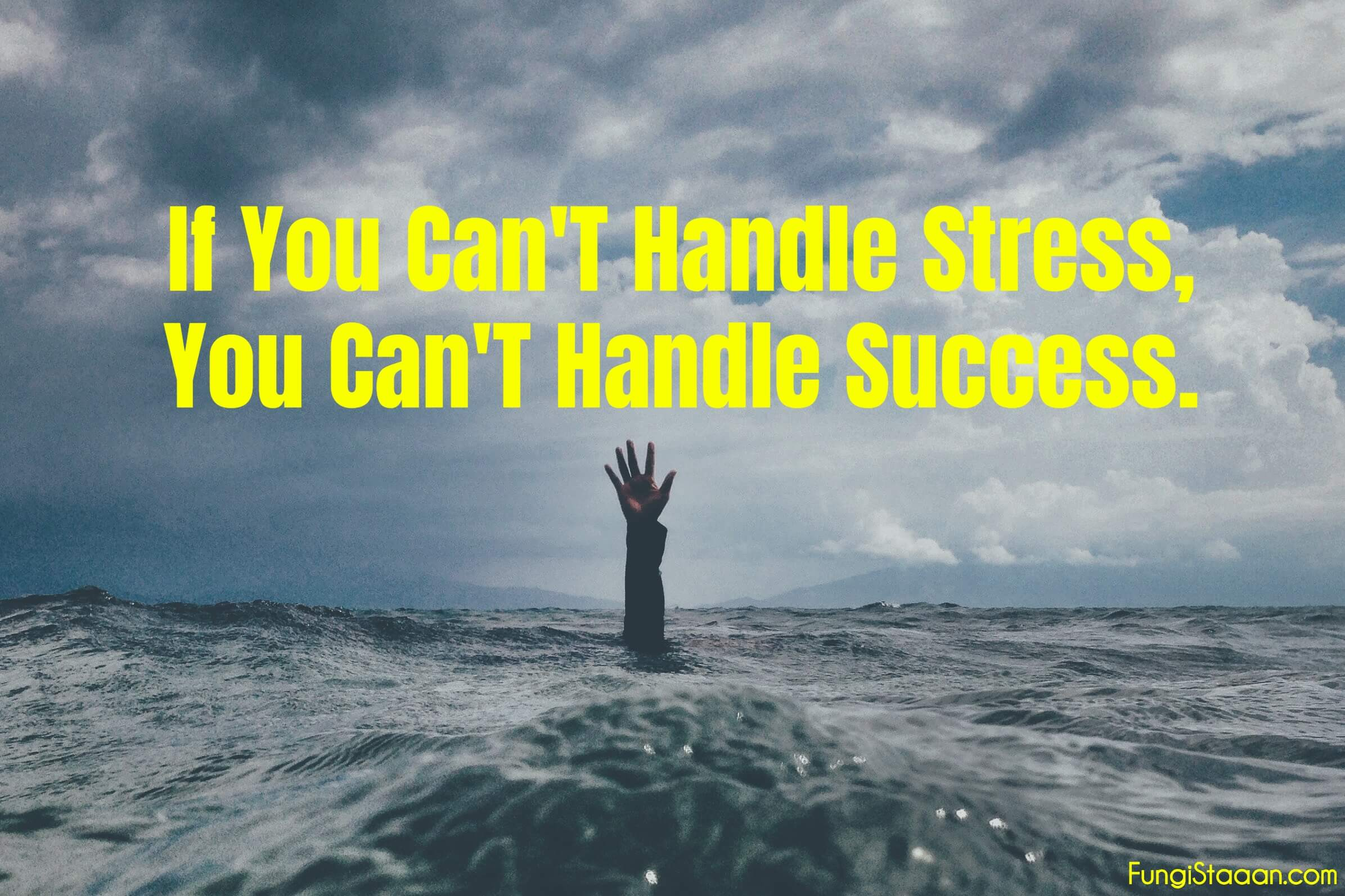 Stress Quotes Sayings with Images