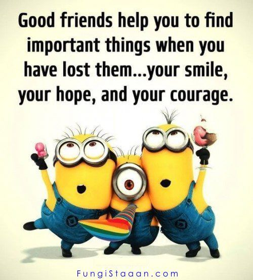 Supporting Friendship Quotes
