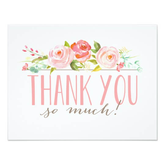 Thank You Card Images Free