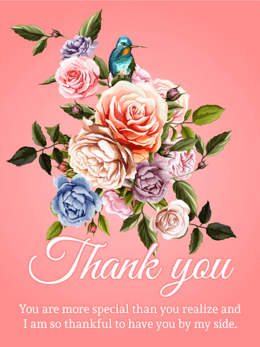Thank You Flower Images