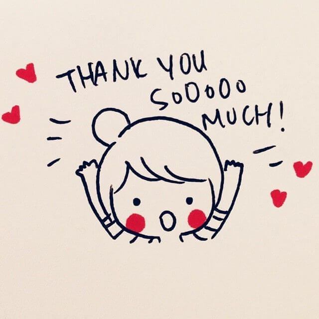 Thank You Soo Much Images