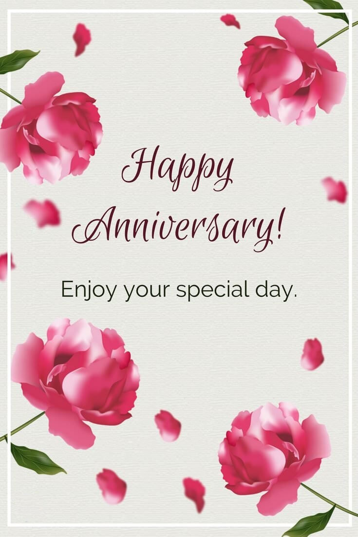 Wedding Anniversary Wishes Images for Facebook