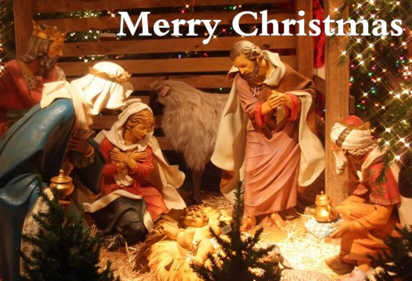 Merry Christmas Religious Images Download