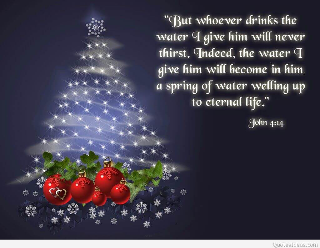 Merry Christmas Religious Message Images