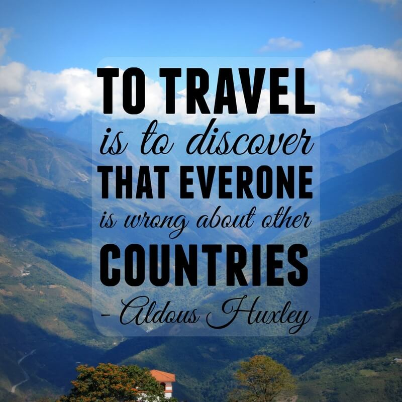 Travel Motivation Quotes