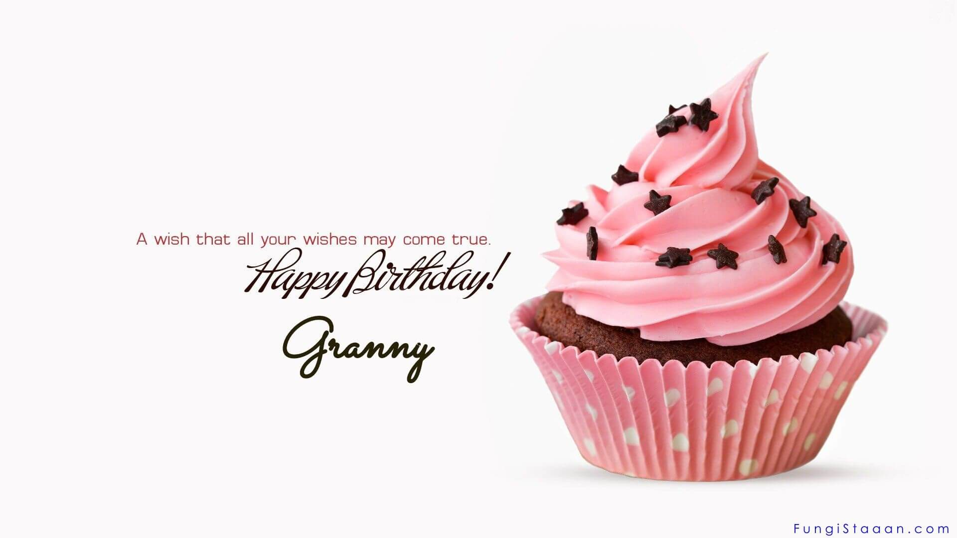 Birthday Messages for Grandmother