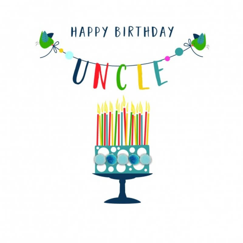 75+ Best Happy Birthday Wishes Quotes Messages For Uncle