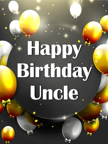 Birthday Pic for Uncle
