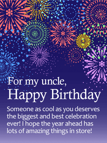 75 Best Happy Birthday Wishes Quotes Messages For Uncle Fungistaaan
