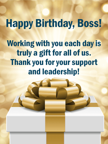 TOP Happy Birthday Wishes Quotes Images For Boss