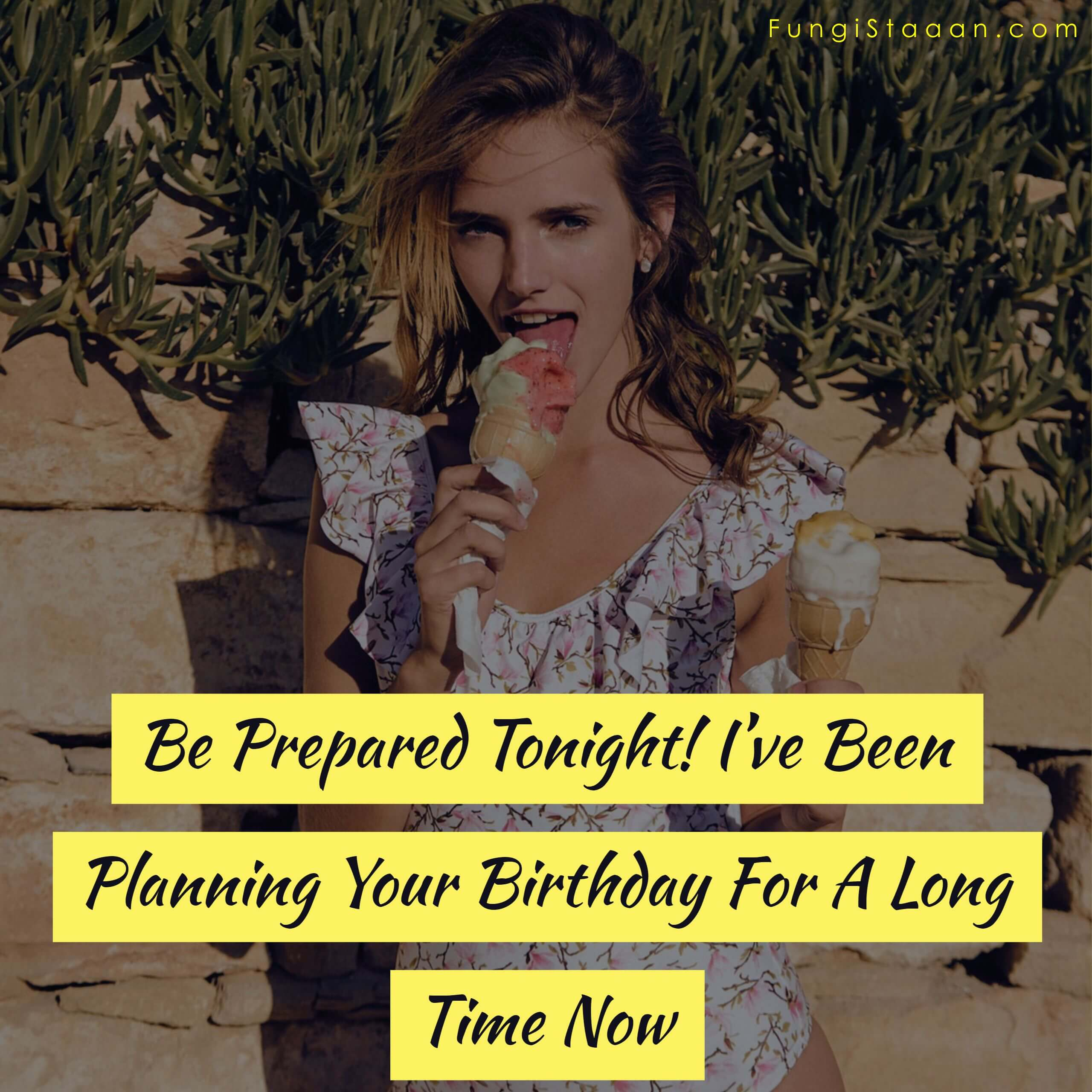 Funny Naughty Birthday Wishes