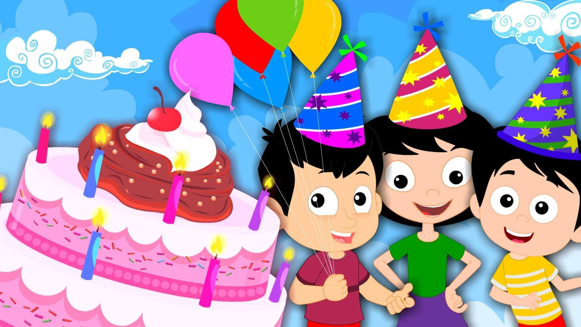 Birthday Messages for Children