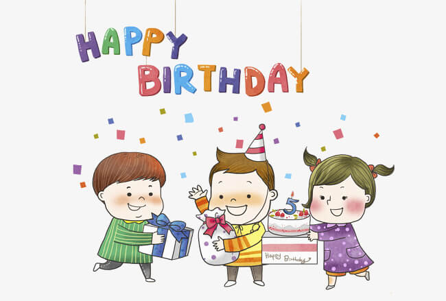Happy Birthday Children Images