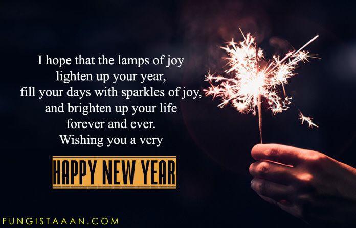 Happy New Year 2020 Wishes Quotes