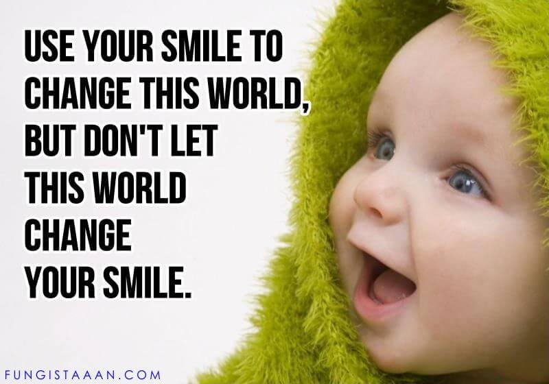 Babies Smile Quotes