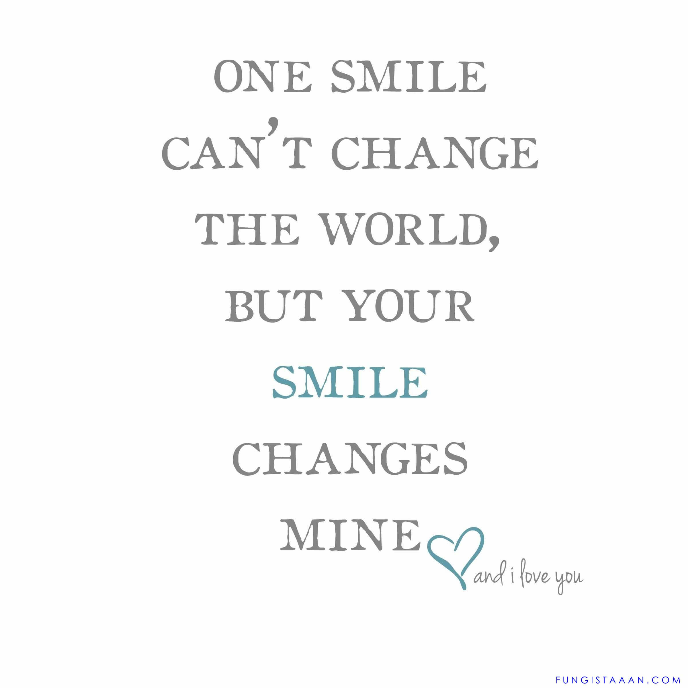 Top 100 Smile Quotes To Make Anyone Smile Fungistaaan